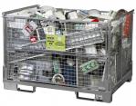 Recyclage des équipements électriques usagés du bâtiment