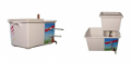 Peinture en bâtiment : solution clé en main de nettoyage écologique des outils du peintre