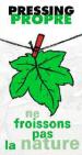 Logo Pressing Propre