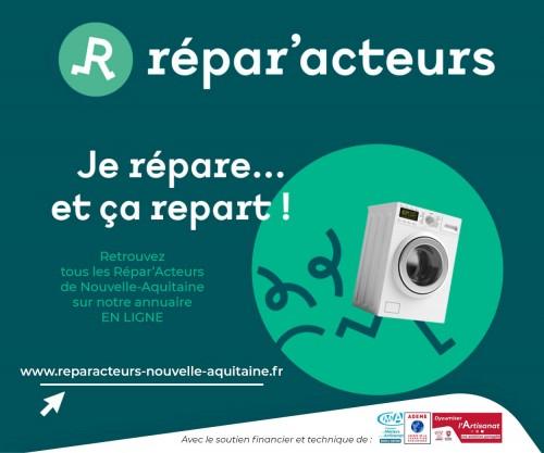 Bannière REPAR'ACTEURS 2020