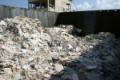 La filière de recyclage des déchets de plâtre s'implante en Gironde