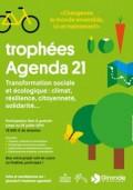 Trophées Agenda 21 de la Gironde : Inscriptions ouvertes jusqu'au 26 juillet 2019 !