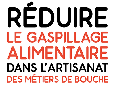 Logo Gaspillage alimentaire